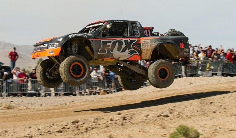 Justin Lofton Claims Back to Back Wins at The MINT 400