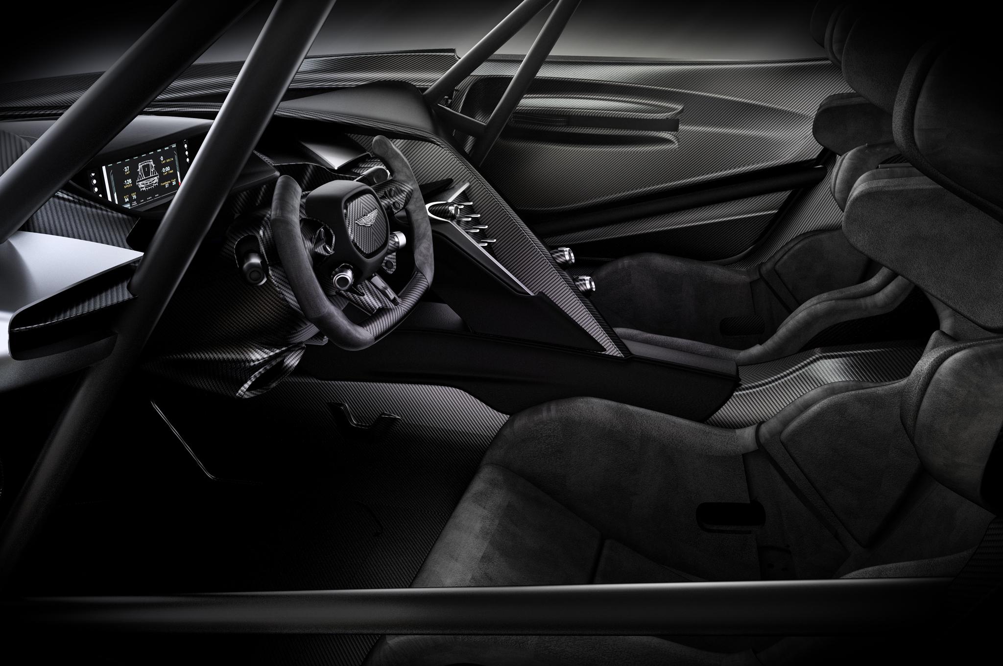 Aston Martin Vulcan Top Gear Jpg Interior Moto Networks