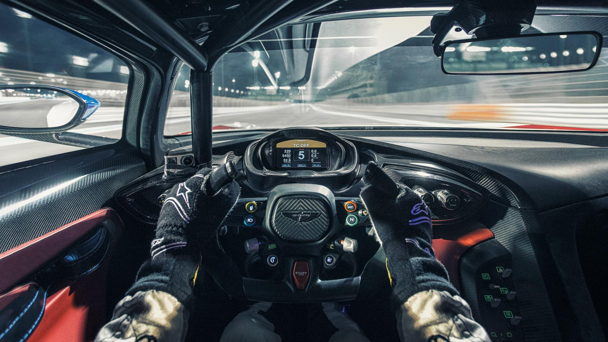 Wow The Aston Martin Vulcan Is Incredible Moto Networks