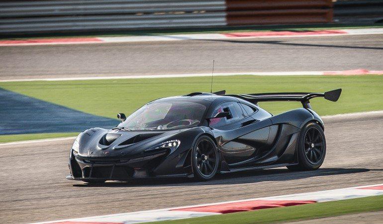 Photo McLaren