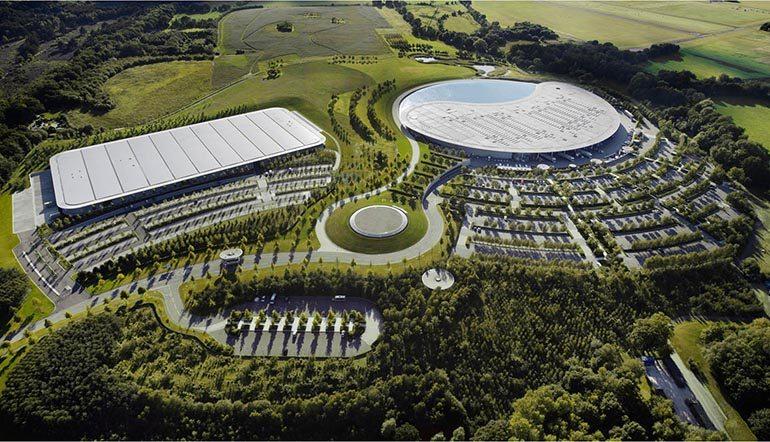 McLaren Factory Photo: McLaren
