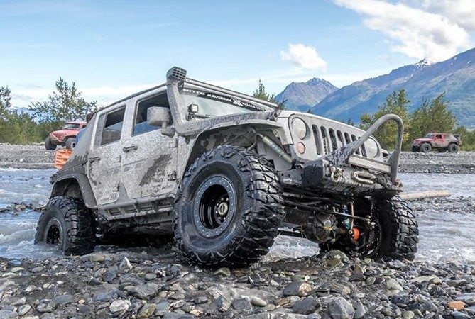 2016 Alaskan Jeep JK Experience Looks Like An Absolute Blast