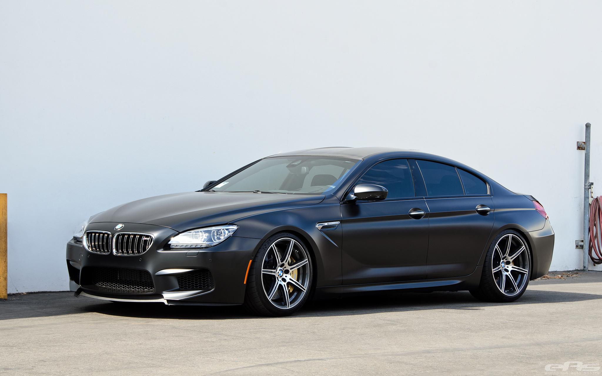 BMW M6 Gran Coupe Photo: pinterest