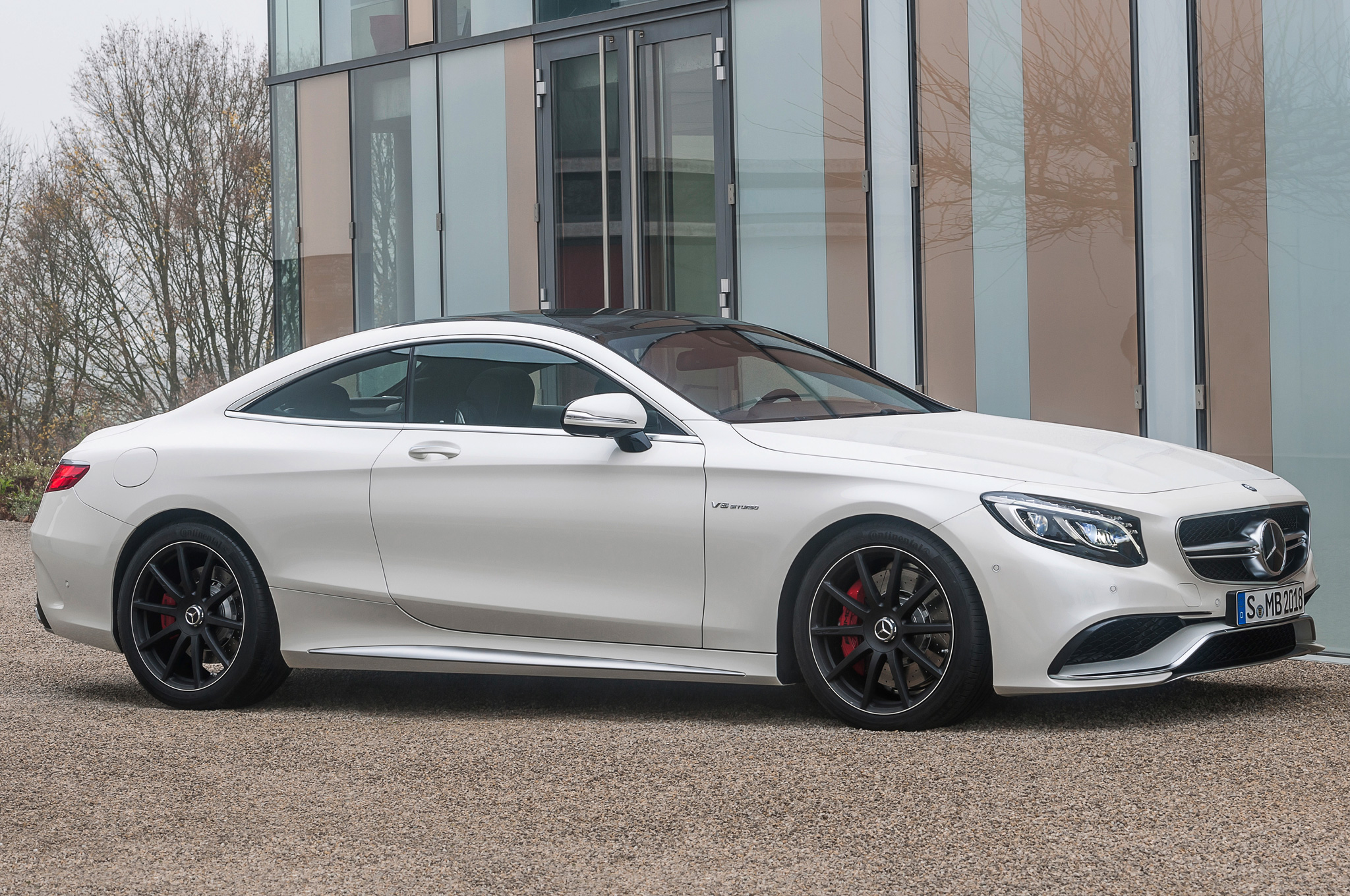 Mercedes Benz S63 AMG Coupe Photo: motortrend
