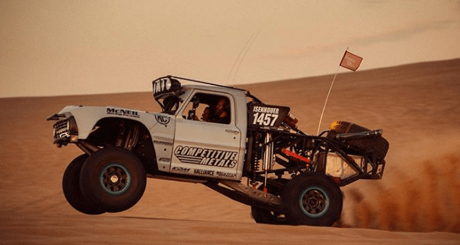 This LS Powered Ford F-100 Was Built to Eat Whoops for Breakfast