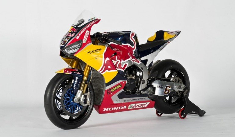 2017 Honda World SBK Livery Announced