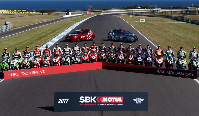 Five Things to Look for in the 2017 World Superbike Season