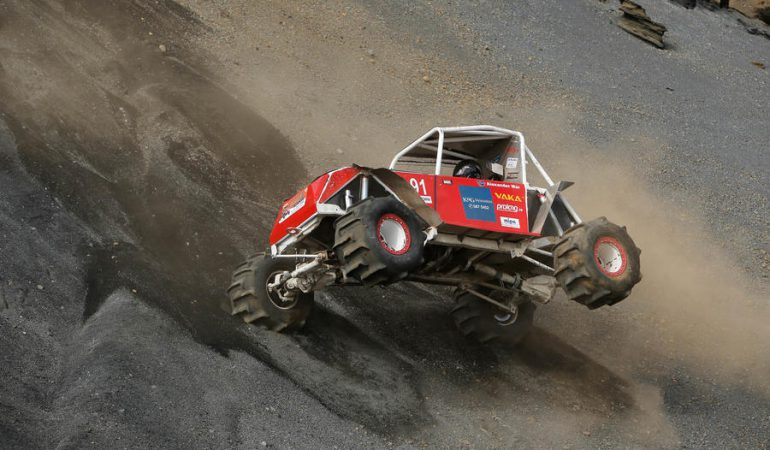 Everything You Need To Know About The Icelandic Formula Offroad Championship