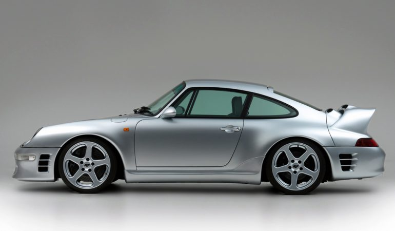 Ruf to Announce a Non-Porsche Based Supercar This Week at the Geneva Auto Show