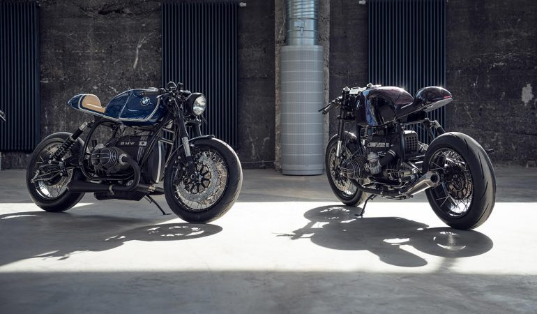 Diamond Atelier Gives Their Cafe Racers the Assembly Line Treatment