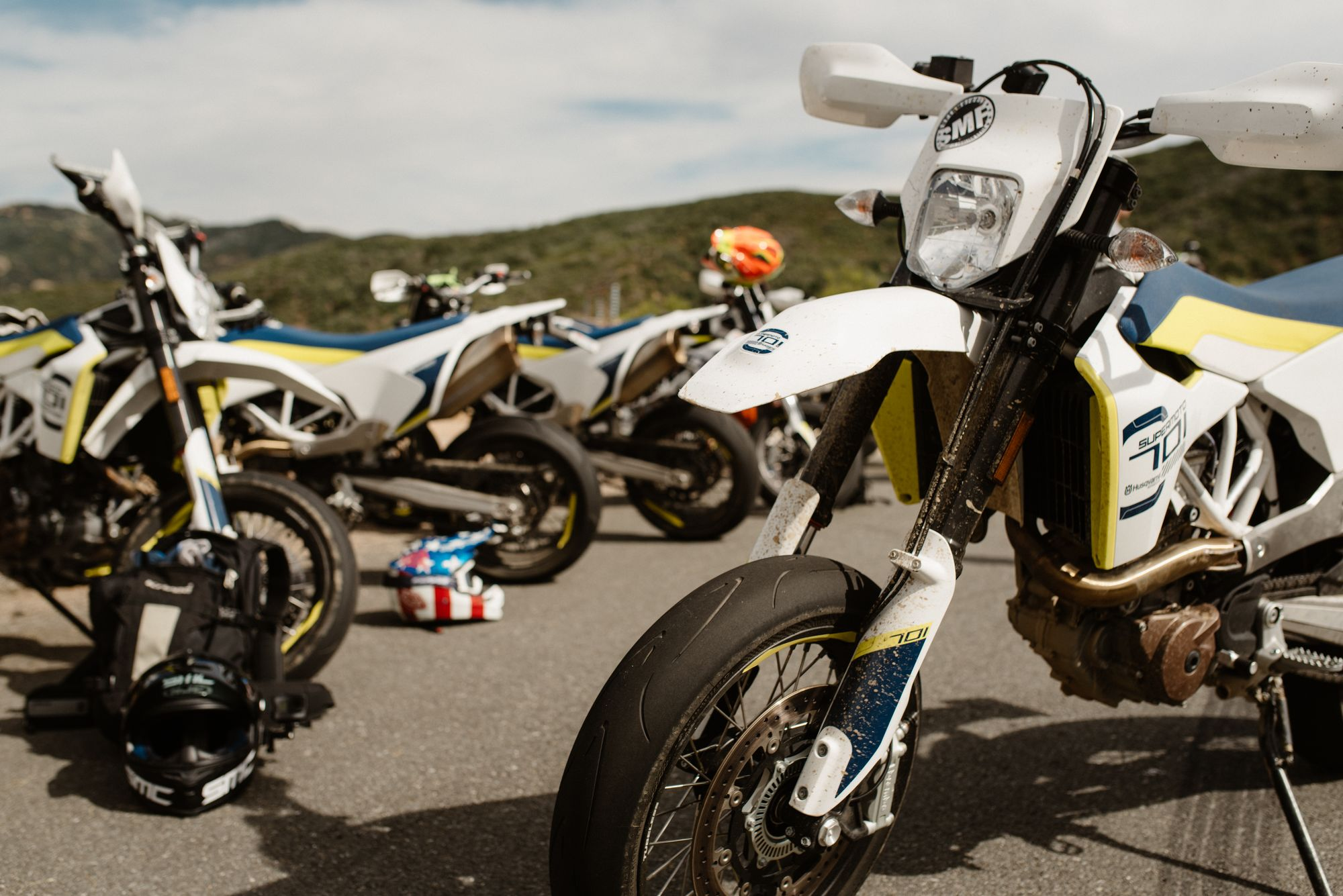 Husqvarna S 701 Supermoto May Be The Very Best Street Bike