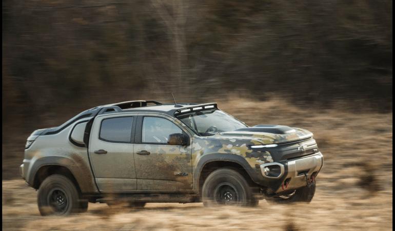 GM's Hydrogen Powered Colorado Has Officially Begun Testing