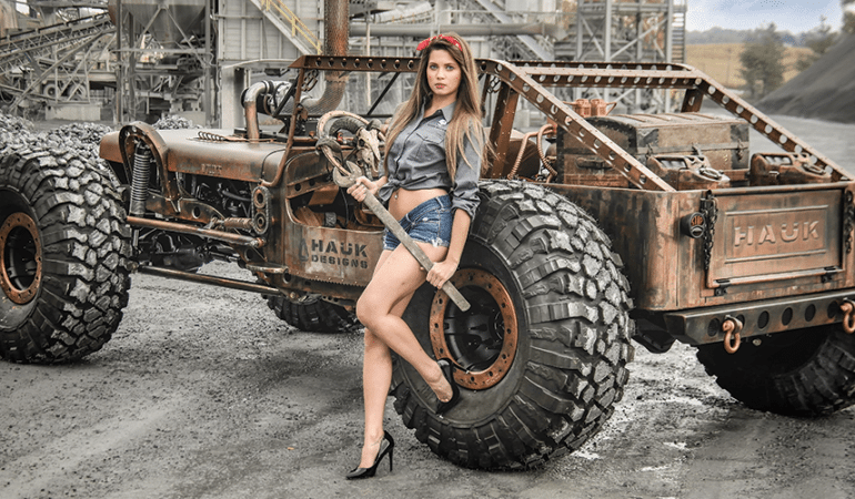 The Rock Rat is a Showpiece Unlike Any Other