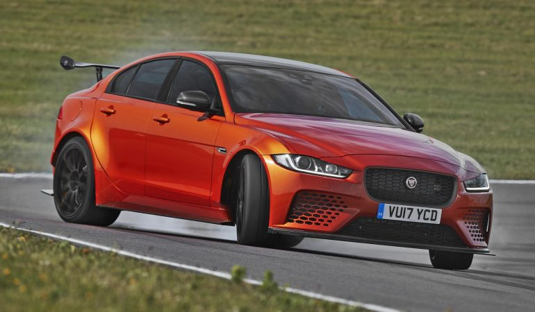 Jaguar XE SV Project 8 Is Everything a Dream Saloon Should Be
