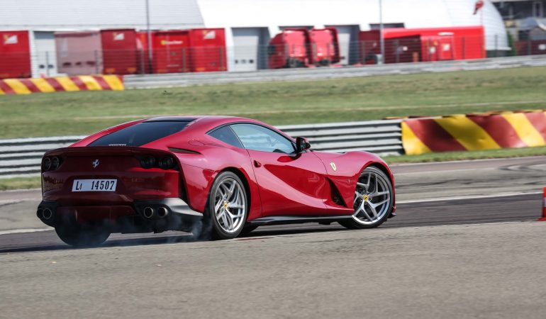 Chris Harris Drives the New Ferrari 812 Superfast and It's as Good or Better Than Expected.