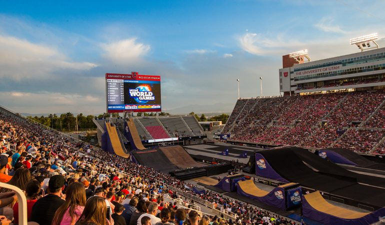 The Second Annual Nitro World Games Went Off With A Bang