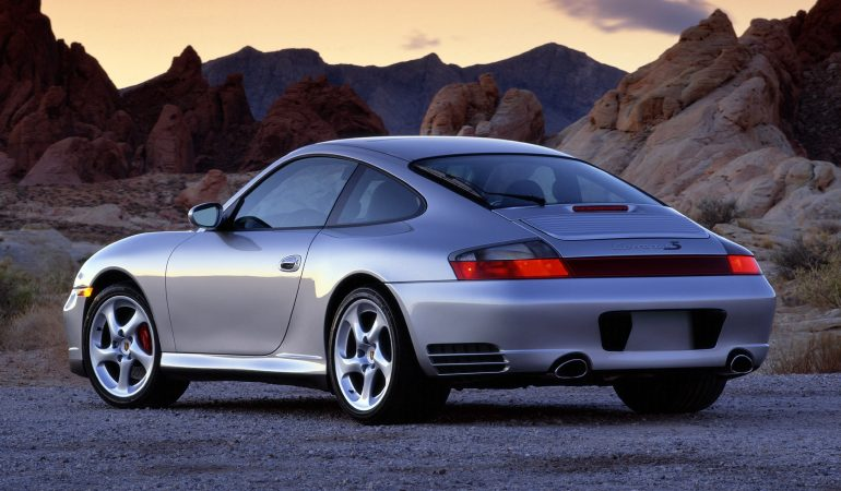 The Porsche 996 911 Is Better Than We Give It Credit For