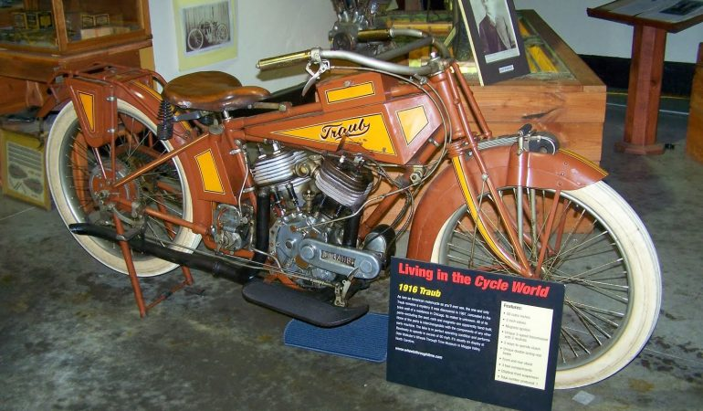 The Rarest Motorcycle In The World: A Mystery That Has Yet To Be Solved