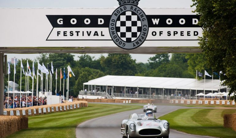 The Goodwood Festival of Speed Is Looking Prime For 2017