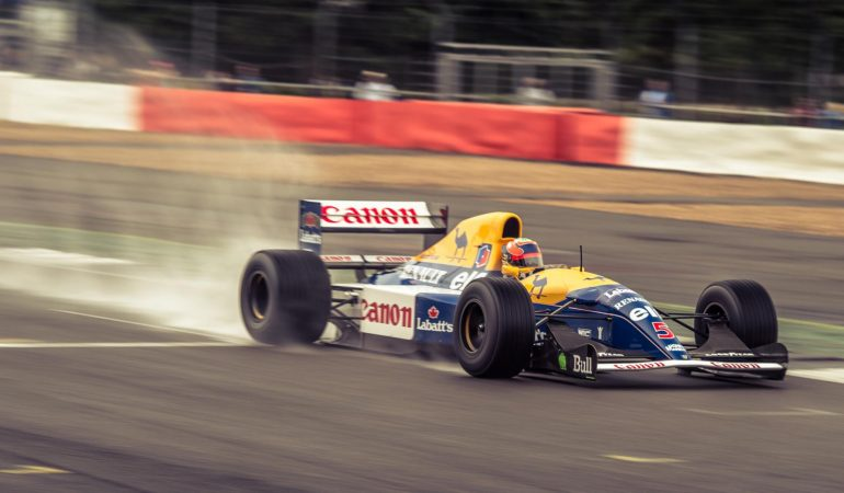 40 Years Of The Williams F1 Team: The Return to Silverstone