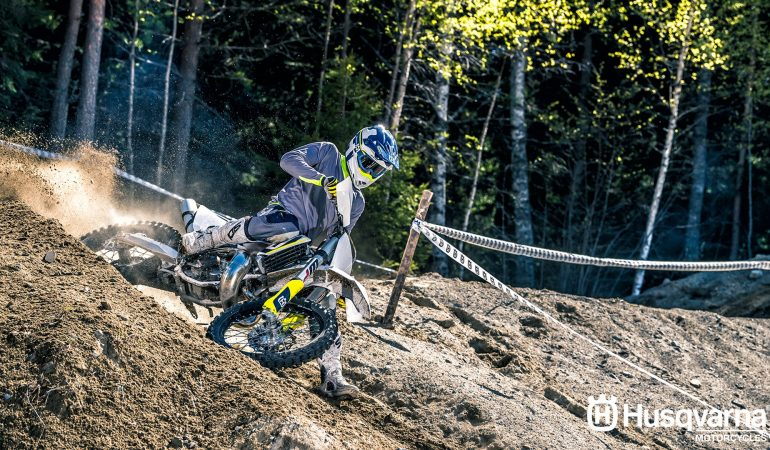 With A Little Work Husqvarna's TX300 May Be The Best One Quiver Dirt Bike