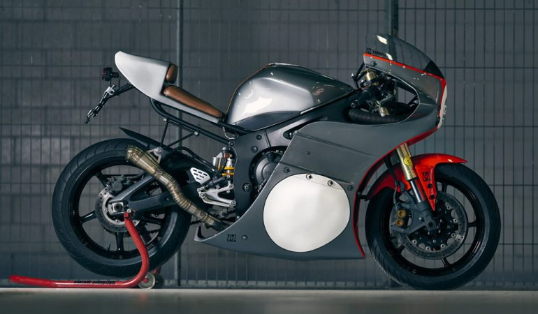 Add Vintage Addictions Retro Six To The Grown List Of Custom Sportbikes