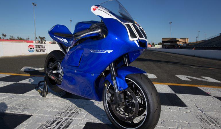 AP Motoart Has Revived The Dying Lightweight Twin Racebike