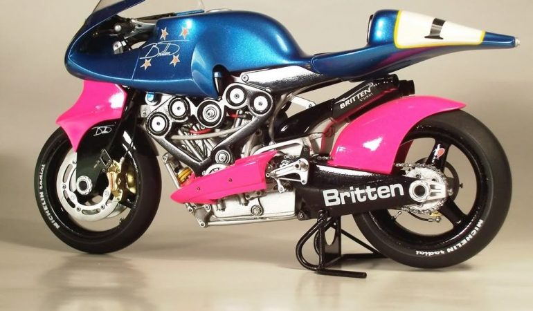 The Britten V1000 Is Just As Marvelous Now As It Was When It Was Built 25-Years Ago