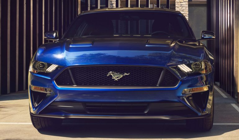 The 2018 Mustang GT Has Arrived And It Is Fast As Ever