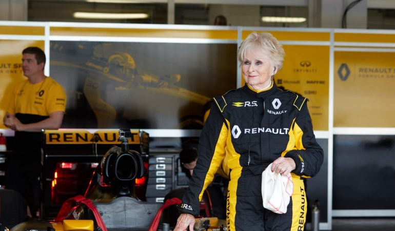 Rosemary Smith And Renault Set An Unlikely Record, One Full Of Passion