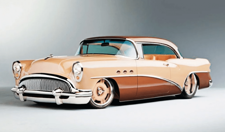 The Buick G54: New School AMG Power Meets an Old School Buick in this Restomod Match Made in Heaven