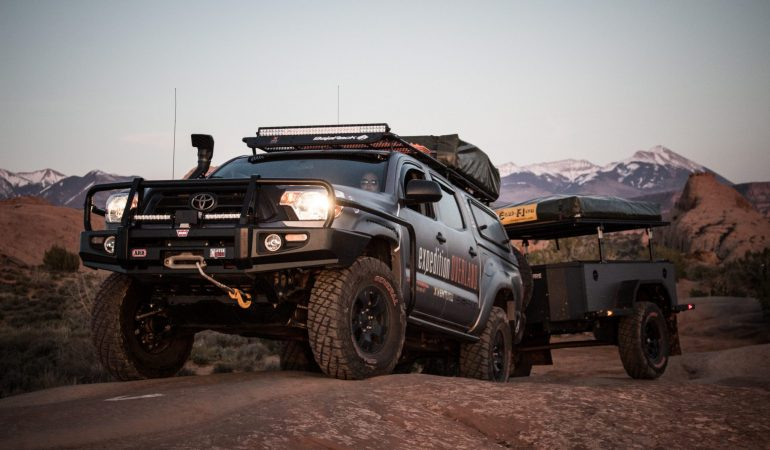 Little Bird: The Overland Tacoma Dreams Are Made Of