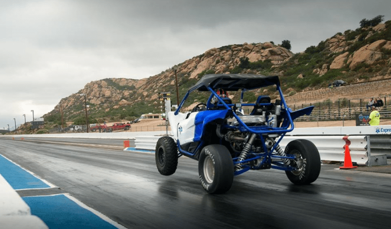 With 400+hp on Tap the Alba Racing Tuned Turbo Yamaha YXZ-1000 is One Mean Machine