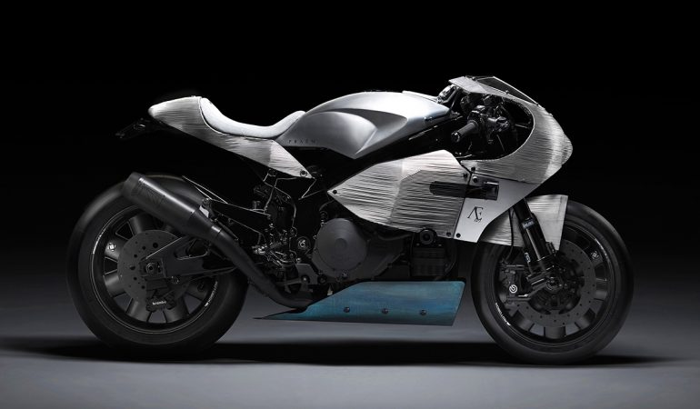 PRAËM Has Taken The Famed RC51 And Tried To Improve On It's Perfection