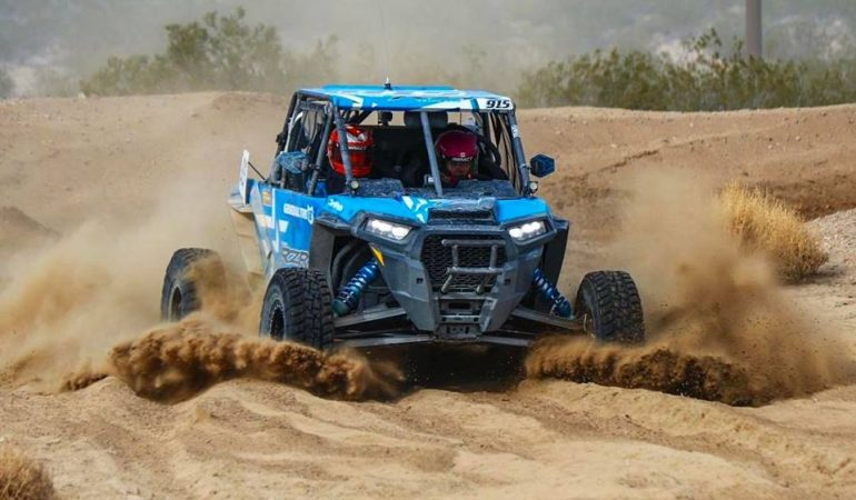 Travis Pastrana Just Announced He'll Be Joining the Star Powered Polaris RZR Team For the Upcoming Vegas to Reno Off-Road Race