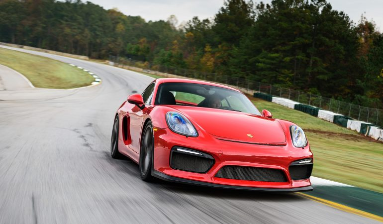 Motor Trend Asks The Question, Which Cayman Reigns Supreme?