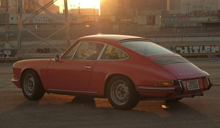 Simplicity Is The Porsche 911T's Greatest Trait