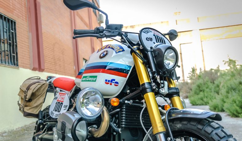 XTR Pepo Has Built The R80GS Tribute Bike That The BMW Urban GS Should Have Been