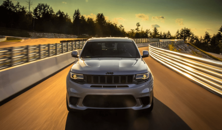 Believe it or Not, A Jeep Grand Cherokee Can Now Blast From 0-60 in Just 3.5 Seconds