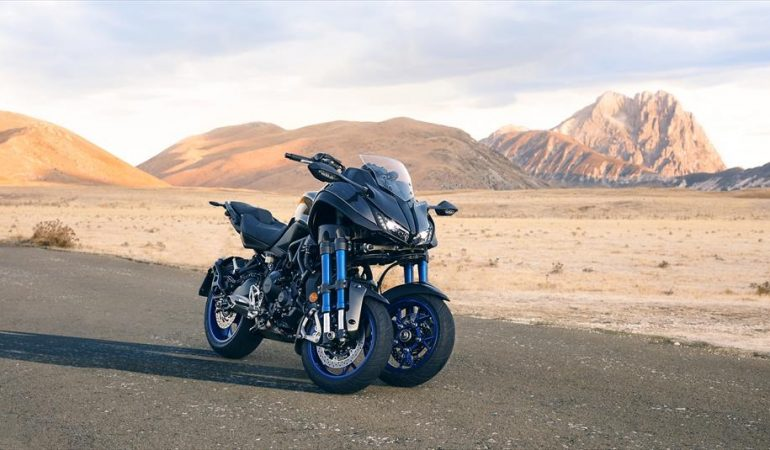 Did Yamaha Just Build The First Trike That Is Actually Cool?