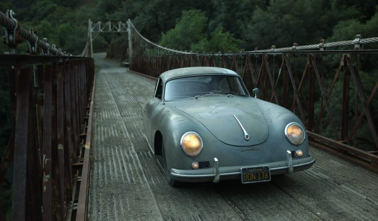 Feast Your Eyes On A Porsche 356 With A Story It Wears On It's Sleeve