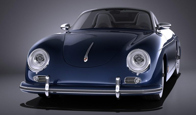 Stärkes' Revolution Speedster Is Set To Reincarnate The Famed Porsche 356 Speedster