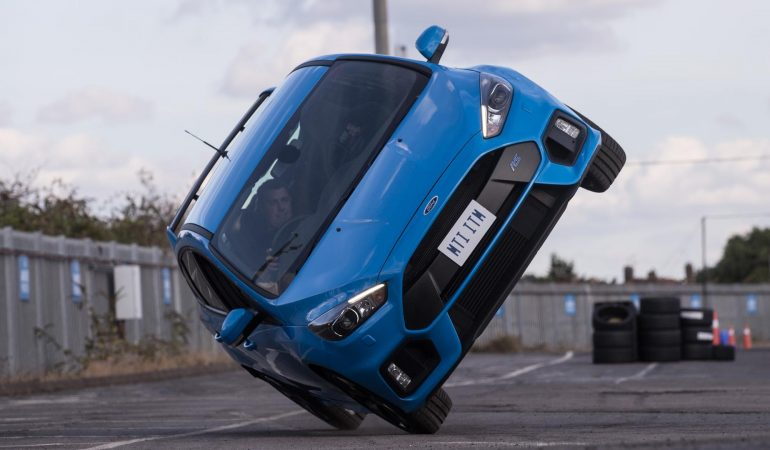 Have You Ever Wanted To Be A Hollywood Stunt Driver? Well, Now's Your Chance