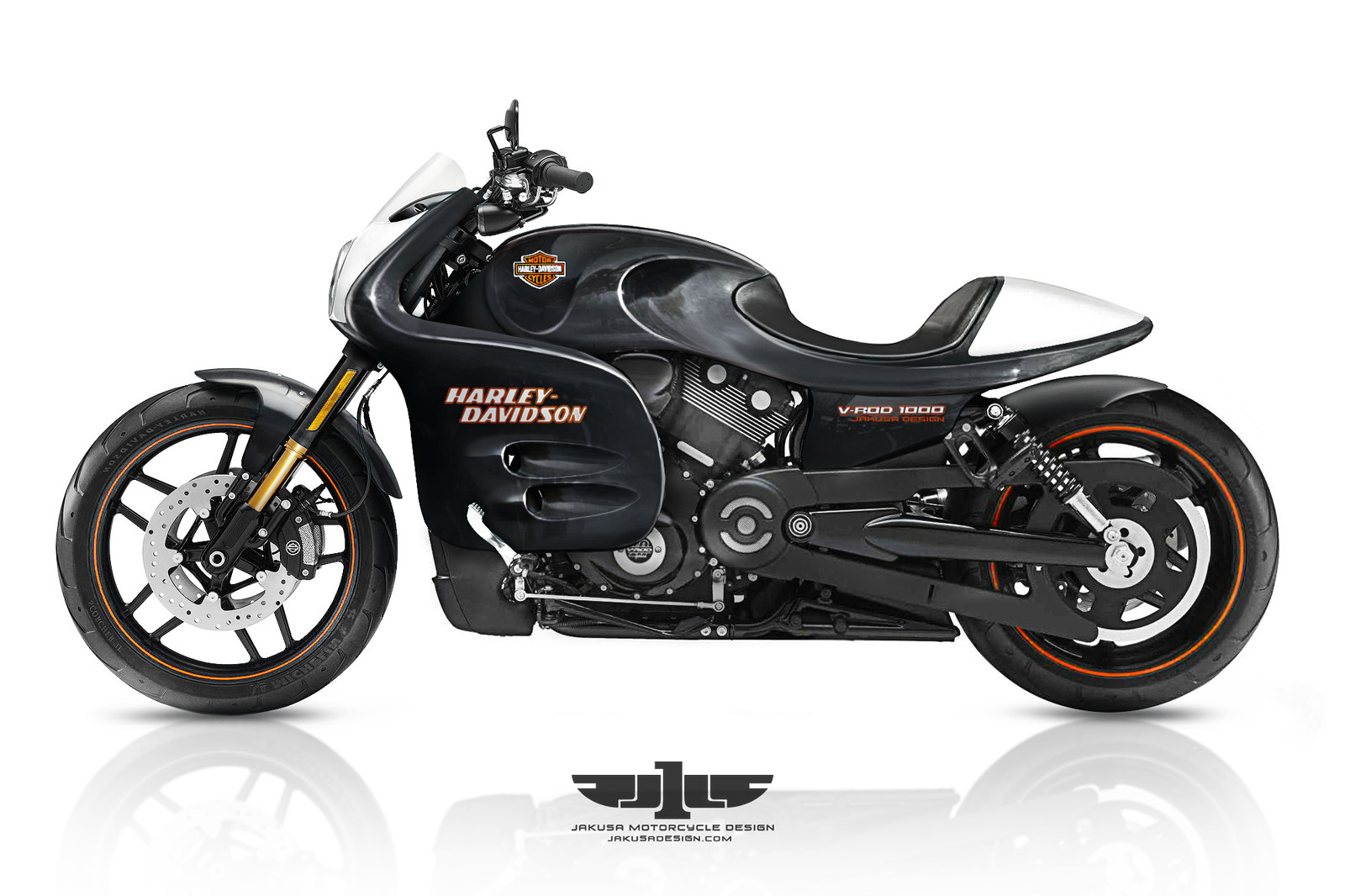 Jakusa Designs A Gallery Of Motorcycle Perfection In Concept Form Moto Networks