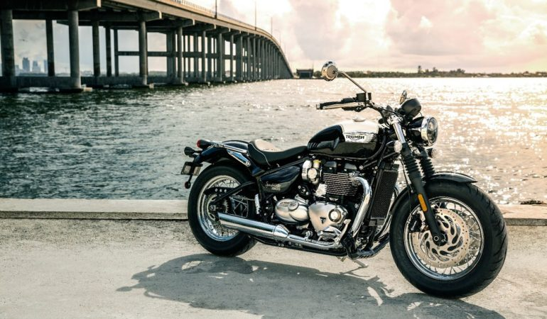The Triumph Speedmaster Is The Bonneville's Laid Back Brother