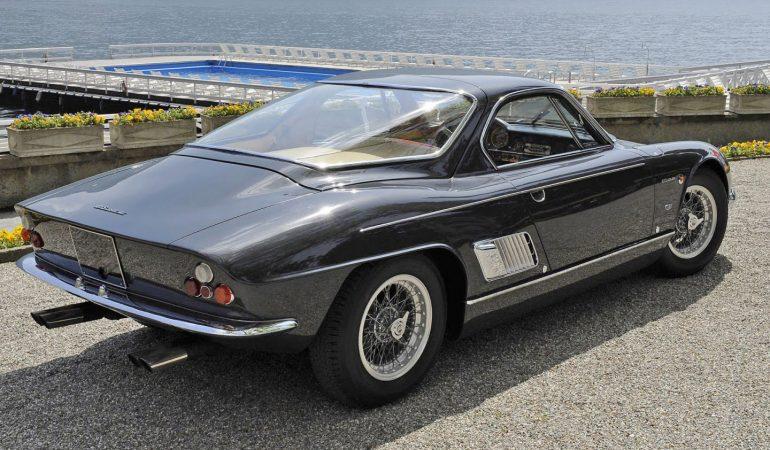 1963-1965 ATS 2500 GT