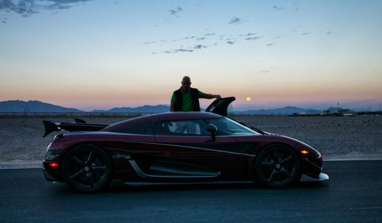 Koenigsegg Officially Breaks the Top Speed World Record